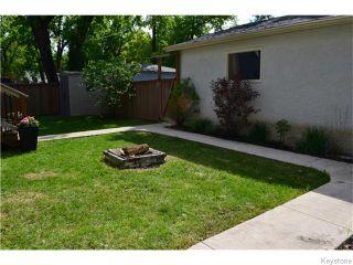 Photo 18: 318 Linwood Street in Winnipeg: St James Residential for sale (West Winnipeg)  : MLS®# 1614080