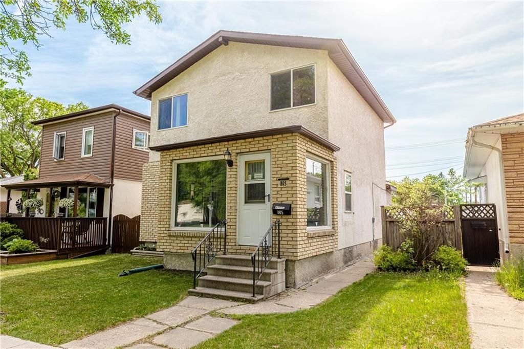 Photo 1: Photos: 805 Madeline Street in Winnipeg: West Transcona Residential for sale (3L)  : MLS®# 202114224