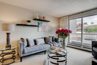 Photo 12: 208 540 18 Avenue SW in Calgary: Cliff Bungalow Apartment for sale : MLS®# A1124113