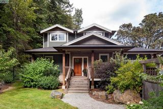 Photo 1: 436 Conway Rd in VICTORIA: SW Prospect Lake House for sale (Saanich West)  : MLS®# 825161
