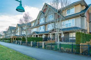 """Photo 1: 62 7088 191 Street in Surrey: Clayton Townhouse for sale in """"Montana"""" (Cloverdale)  : MLS®# R2232649"""