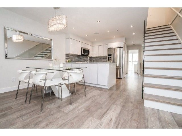 Photo 5: Photos: 3330 COBBLESTONE AV in VANCOUVER: Champlain Heights Townhouse for sale (Vancouver East)  : MLS®# R2195762