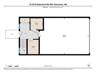 Photo 46: 33 1816 RUTHERFORD Road in Edmonton: Zone 55 Townhouse for sale : MLS®# E4233931