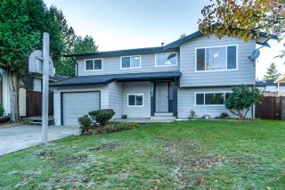 Photo 1: 3835 BALSAM Crescent in Abbotsford: Central Abbotsford House for sale : MLS®# R2323539