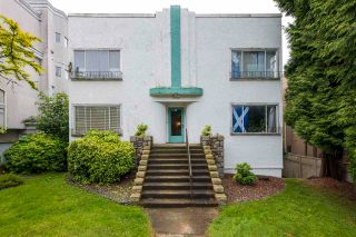 Photo 1: 2556 W 4TH Avenue in Vancouver: Kitsilano Multi-Family Commercial for sale (Vancouver West)  : MLS®# C8038717