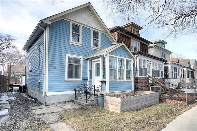 Main Photo: 501 Rathgar Avenue in Winnipeg: Lord Roberts Single Family Detached for sale (1Aw)  : MLS®# 1917859