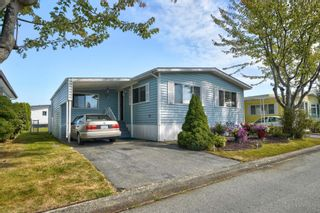 """Photo 25: 102 2303 CRANLEY Drive in Surrey: King George Corridor Manufactured Home for sale in """"SUNNYSIDE ESTATES"""" (South Surrey White Rock)  : MLS®# R2618060"""