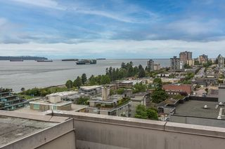 """Photo 24: 602 555 13TH Street in West Vancouver: Ambleside Condo for sale in """"Parkview Tower"""" : MLS®# R2591650"""