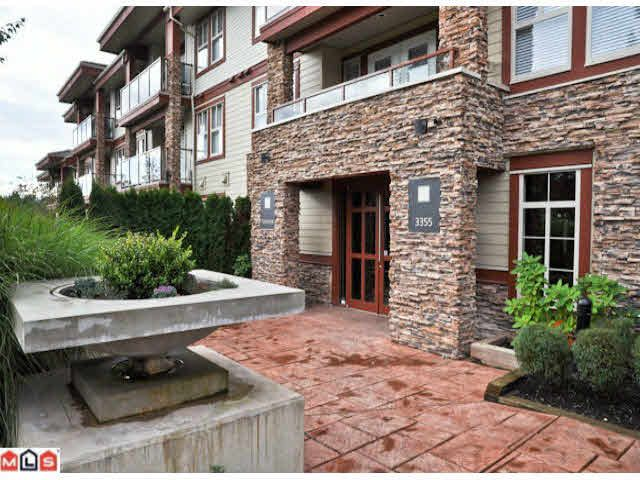 Main Photo: 109 3355 ROSEMARY HEIGHTS DRIVE in : Morgan Creek Condo for sale : MLS®# F1024839