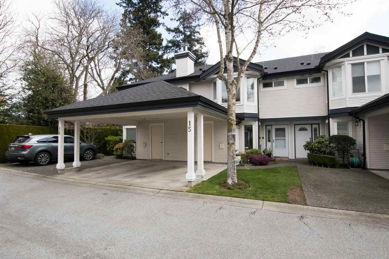 Main Photo: 15 4748 54A STREET in Delta: Delta Manor Townhouse for sale (Ladner)  : MLS®# R2559351
