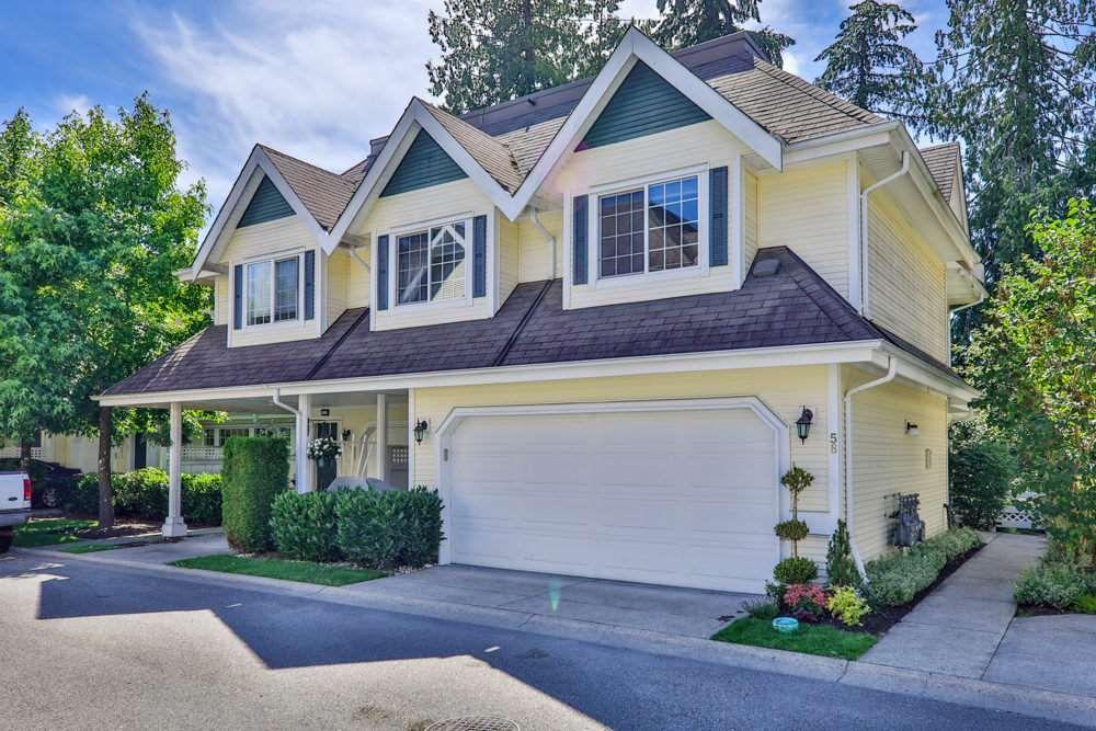 Main Photo: 58 11355 236 STREET in Maple Ridge: Cottonwood MR Townhouse for sale : MLS®# R2285817