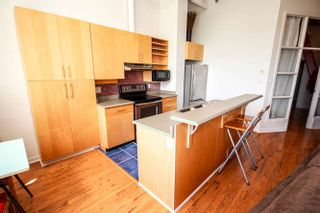 """Photo 9: 407 549 COLUMBIA Street in New Westminster: Downtown NW Condo for sale in """"C2C LOFTS & FLATS  http://c2clofts.ca/"""" : MLS®# R2094393"""