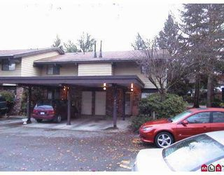 "Photo 1: 148 7474 138TH ST in Surrey: East Newton Townhouse for sale in ""GLENCOE ESTATES"" : MLS®# F2619526"
