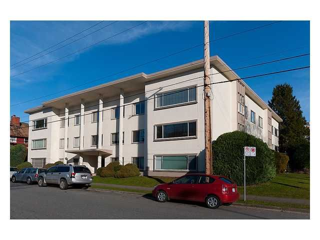 """Main Photo: 103 2776 PINE Street in Vancouver: Fairview VW Condo for sale in """"Prince Charles Apartments"""" (Vancouver West)  : MLS®# V1030941"""