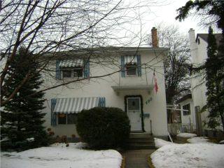 Photo 1:  in WINNIPEG: River Heights / Tuxedo / Linden Woods Residential for sale (South Winnipeg)  : MLS®# 1003862