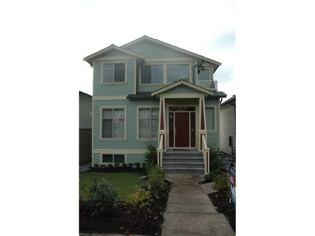 Main Photo: 3686 E GEORGIA ST in Vancouver: Renfrew VE House for sale (Vancouver East)  : MLS®# V1040327
