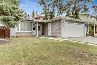 Main Photo: 5877 Dalcastle Drive NW in Calgary: Dalhousie Detached for sale : MLS®# A1136721