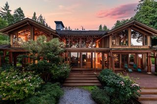 Main Photo: 309 Sutil Point Rd in Cortes Island: Isl Cortes Island House for sale (Islands)  : MLS®# 883416