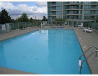 "Photo 10: 502 8811 LANSDOWNE Road in Richmond: Brighouse Condo for sale in ""CENTRE POINTE"" : MLS®# V782801"