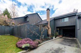 """Photo 2: 112 4001 MT SEYMOUR Parkway in North Vancouver: Dollarton Townhouse for sale in """"The Maples"""" : MLS®# R2563210"""