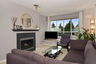"""Photo 2: 312 6745 STATION HILL Court in Burnaby: South Slope Condo for sale in """"THE SALTSPRING"""" (Burnaby South)  : MLS®# R2096788"""