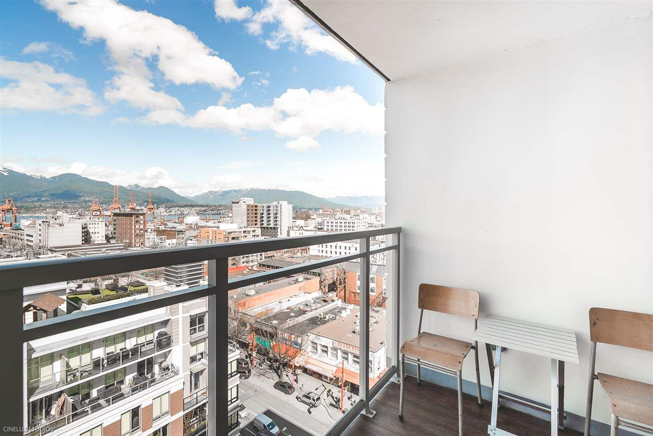 """Photo 13: Photos: 1806 188 KEEFER Street in Vancouver: Downtown VE Condo for sale in """"188 KEEFER"""" (Vancouver East)  : MLS®# R2257646"""