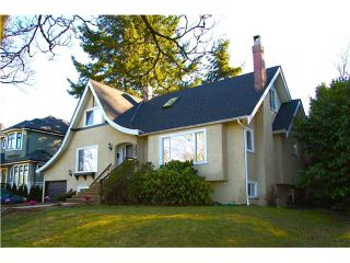 Photo 1: 2146 W 33RD Avenue in Vancouver: Quilchena House for sale (Vancouver West)  : MLS®# V872058