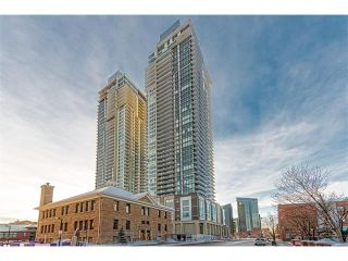 Photo 1: 810 1122 3 Street SE in Calgary: Beltline Condo for sale : MLS®# C4056553