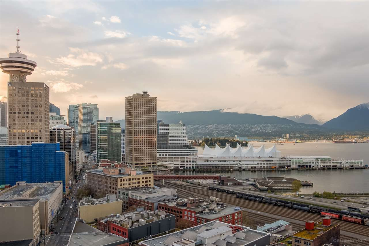 """Photo 17: Photos: 2503 128 W CORDOVA Street in Vancouver: Downtown VW Condo for sale in """"WOODWARDS W43"""" (Vancouver West)  : MLS®# R2199379"""