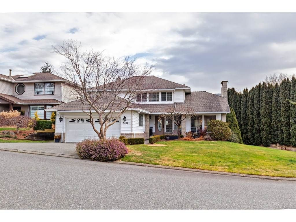 Main Photo: 3452 MT BLANCHARD Place in Abbotsford: Abbotsford East House for sale : MLS®# R2539486