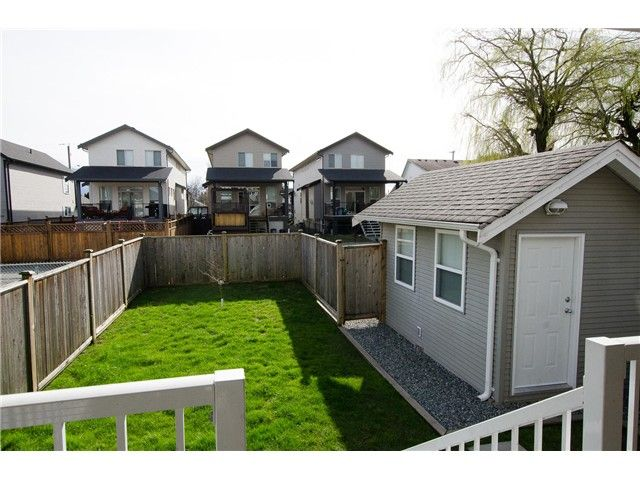 Photo 15: Photos: 34626 5TH Avenue in Abbotsford: Poplar House for sale : MLS®# F1434523
