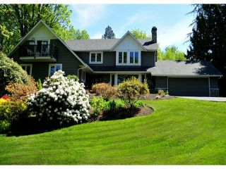 Photo 1: 4274 BRIDGEVIEW Street in Abbotsford: Matsqui House for sale : MLS®# F1305728