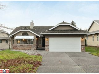 """Photo 1: 12937 19TH Avenue in Surrey: Crescent Bch Ocean Pk. House for sale in """"AMBLE GREENE WEST"""" (South Surrey White Rock)  : MLS®# F1028819"""