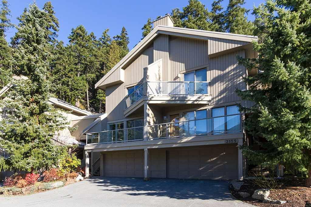 """Main Photo: 3163 ST MORITZ Crescent in Whistler: Blueberry Hill Townhouse for sale in """"BLUEBERRY HILL ESTATES"""" : MLS®# R2218282"""