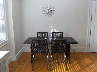 """Photo 36: # 301 1545 W 13TH AV in Vancouver: Fairview VW Condo for sale in """"THE LEICESTER"""" (Vancouver West)  : MLS®# V846568"""