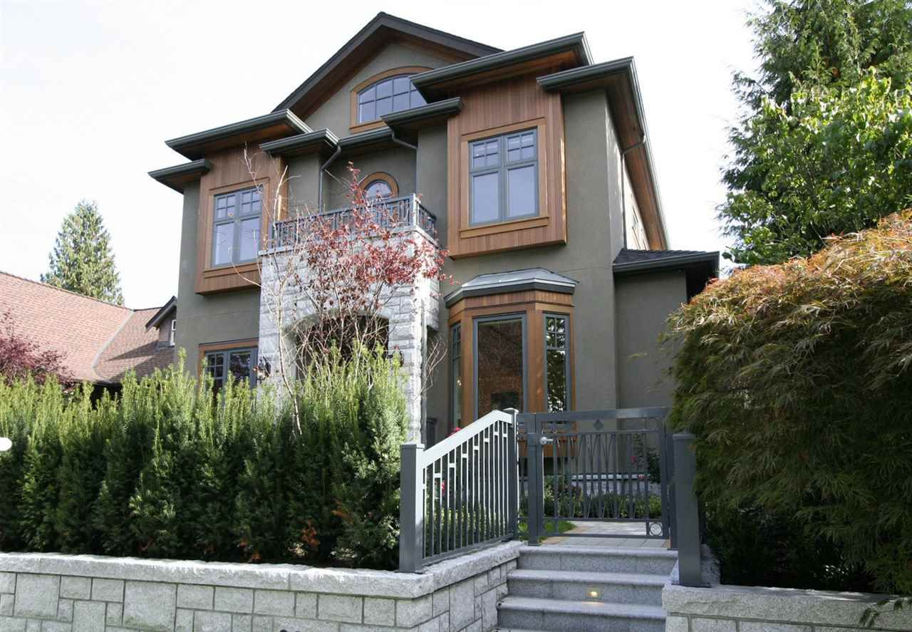 Main Photo: 6676 MAPLE Street in Vancouver: Kerrisdale House for sale (Vancouver West)  : MLS®# V1136585