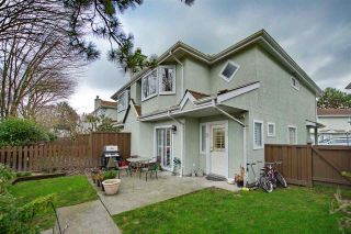 """Photo 2: 51 12020 GREENLAND Drive in Richmond: East Cambie Townhouse for sale in """"Fontana Gardens"""" : MLS®# R2335667"""