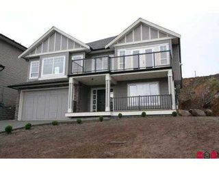 Photo 1: 45977 WEEDEN DR in CHILLIWACK: Promontory House for rent (Sardis)