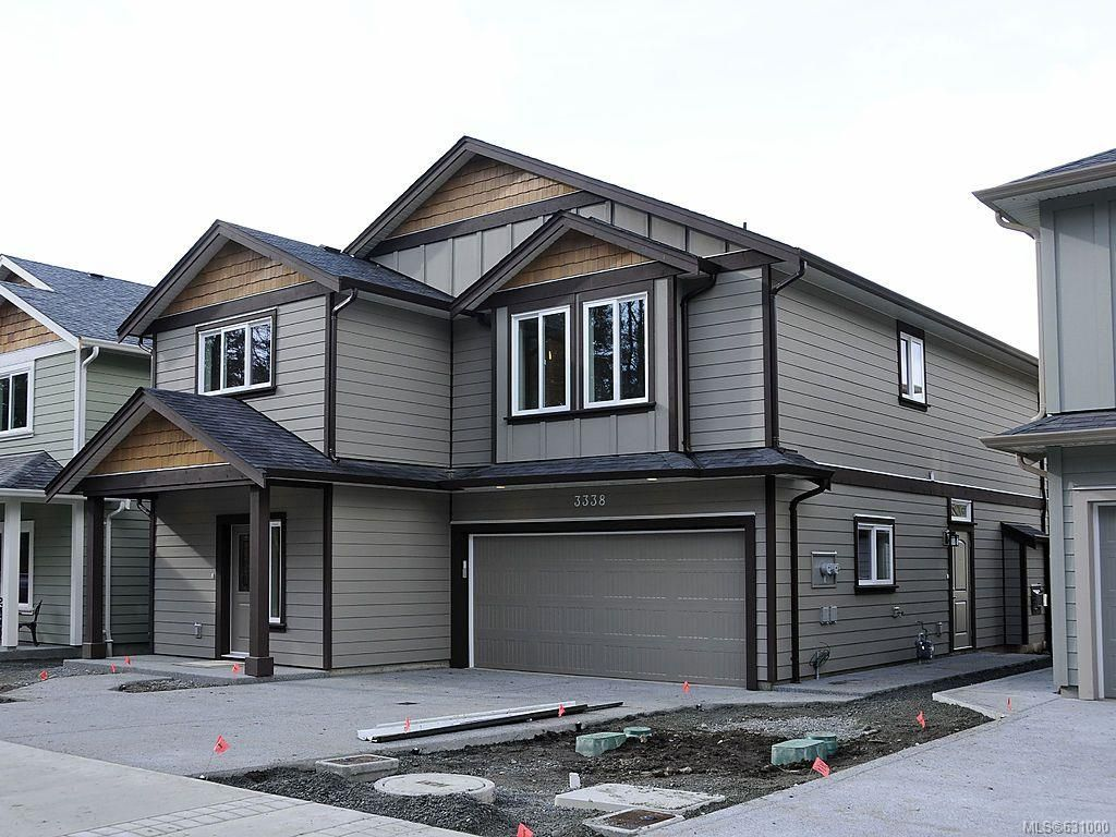 Main Photo: 3338 Hazelwood Rd in Langford: La Happy Valley House for sale : MLS®# 631000