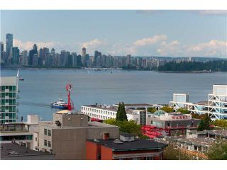 Photo 11: # 1004 130 E 2ND ST in North Vancouver: Lower Lonsdale Condo for sale : MLS®# V1012101