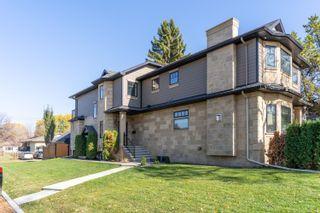 Photo 1: 10654 65 Avenue in Edmonton: Zone 15 House Half Duplex for sale : MLS®# E4266284