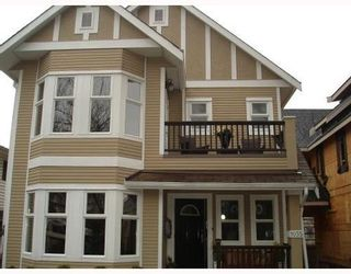 Photo 1: 1035 10TH Ave: Mount Pleasant VE Home for sale ()  : MLS®# V757811