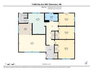 Photo 39: 11408 54A Avenue in Edmonton: Zone 15 House for sale : MLS®# E4248731
