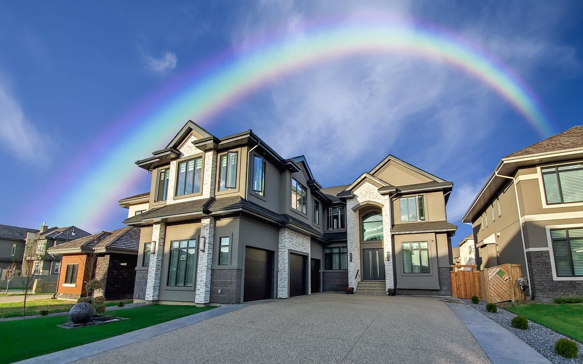 Main Photo: 3627 Westcliff Way in Edmonton: Zone 56 House for sale : MLS®# E4254045