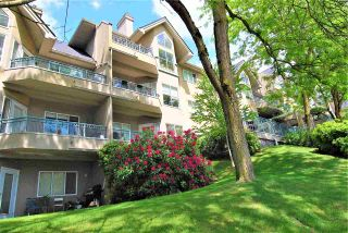 """Main Photo: 106 34101 OLD YALE Road in Abbotsford: Central Abbotsford Condo for sale in """"Yale Terrace"""" : MLS®# R2588626"""