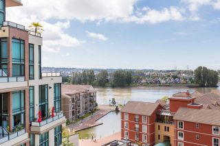"""Photo 20: 514 10 RENAISSANCE Square in New Westminster: Quay Condo for sale in """"MURANO LOFTS"""" : MLS®# R2468870"""