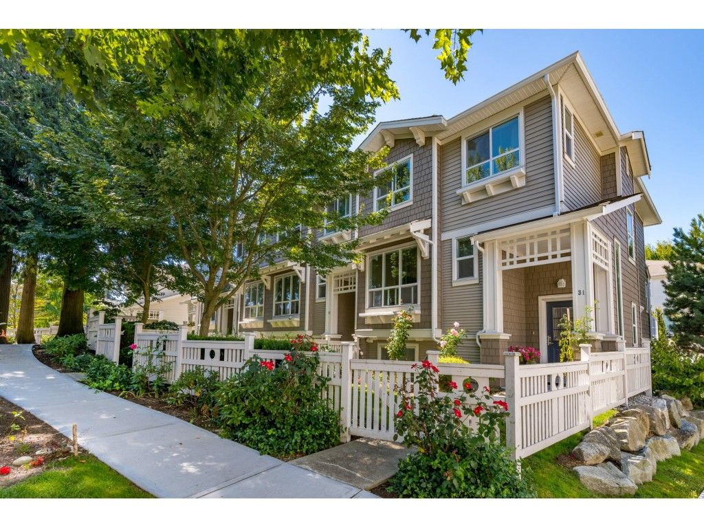 """Main Photo: 31 8355 DELSOM Way in Delta: Nordel Townhouse for sale in """"SUNSTONE"""" (N. Delta)  : MLS®# R2486785"""