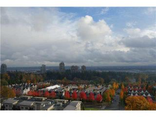 """Photo 8: 1502 6659 SOUTHOAKS Crescent in Burnaby: Highgate Condo for sale in """"GEMINI II"""" (Burnaby South)  : MLS®# V1099936"""