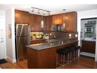 """Photo 3: 509 3811 HASTINGS Street in Burnaby: Vancouver Heights Condo for sale in """"MONDEO"""" (Burnaby North)  : MLS®# V905399"""