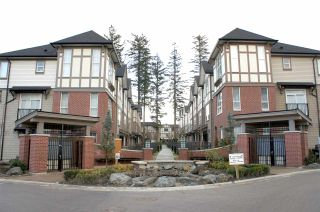 """Photo 1: 98 7848 209 Street in Langley: Willoughby Heights Townhouse for sale in """"MASON & GREEN"""" : MLS®# R2141245"""